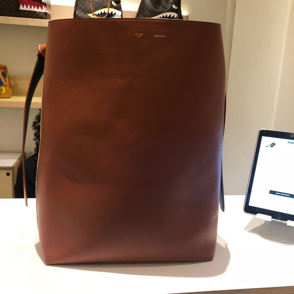 2d74b3b246a Celine Bags   Twisted Cabas Print Bag   Poshmark